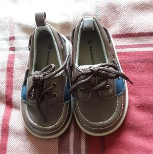 Koala baby brown loafer shoes
